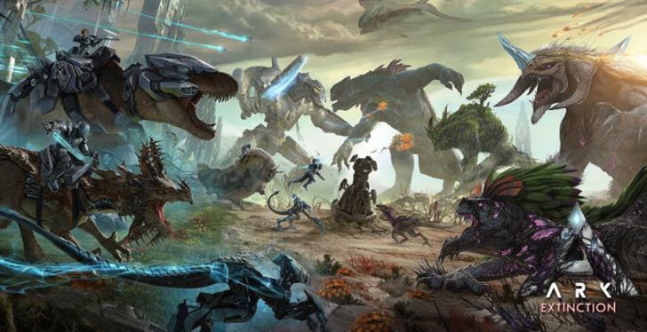 ARK: Survival Evolved – Extinction DLC çıktı!