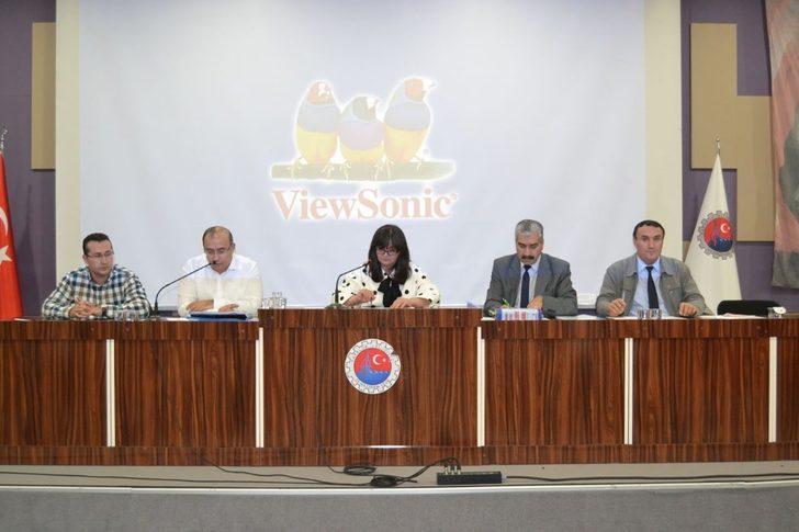 Kasım ayı meclis toplantısı yapıldı