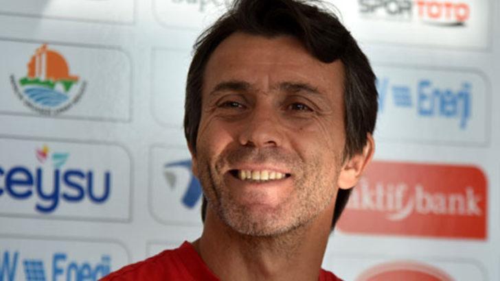 Bülent Korkmaz: Akhisar maçını kazanmak istiyoruz