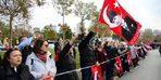 10 Kasım'da Maltepe'de 'Ata'ya Saygı Zinciri'