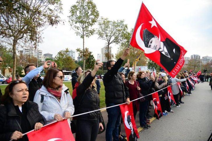 10 Kasım'da Maltepe'de 'Ata'ya Saygı Zinciri' ve 'Ata'ya Saygı Dalışı' etkinlikleri