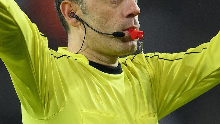 Süper Lig'de 12. haftanın hakemleri belli oldu