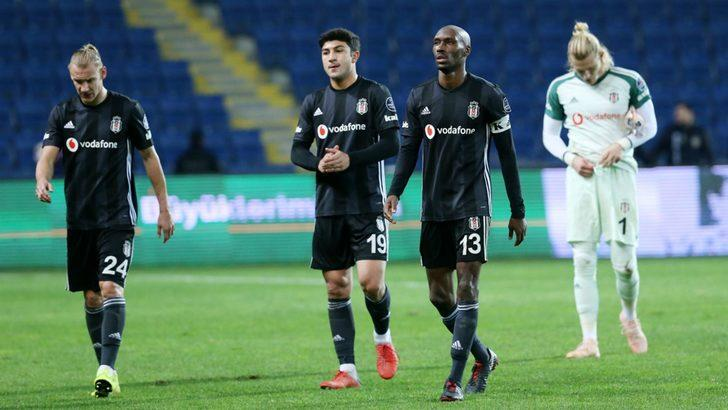 PFDK'dan Beşiktaş'a 110 bin TL para cezası