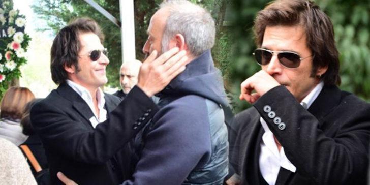 Mehmet Günsür'ün babası Teoman Günsür son yolculuğuna uğurlandı