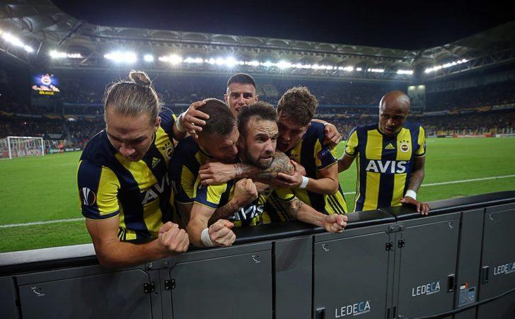 Fenerbahçe 2 - 0 Anderlecht