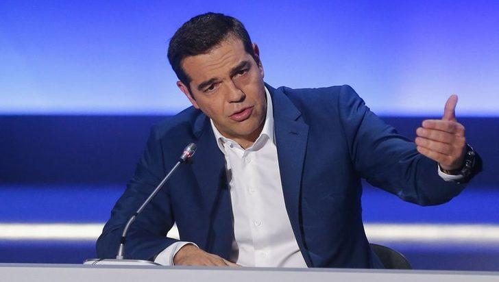 Yunanistan Başbakanı Çipras'tan Türkiye açıklaması