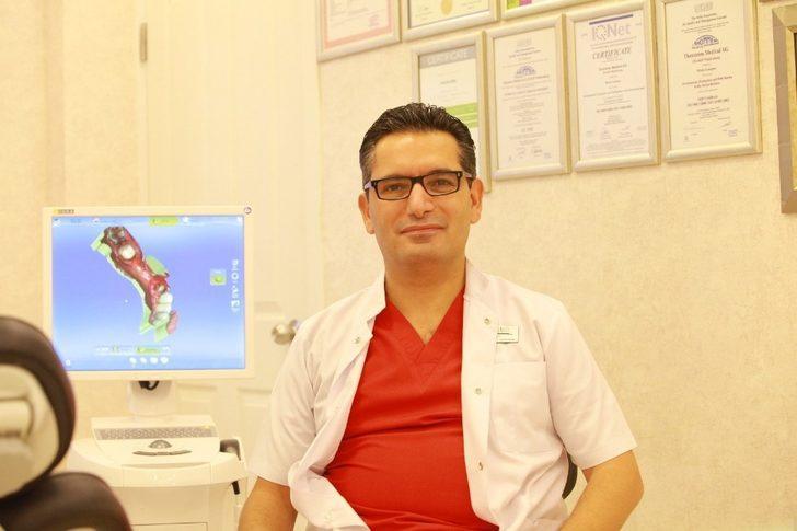 Dişlerde oluşan sararmalara dikkat