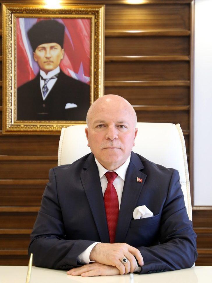 Başkan Sekmen'den 10 Kasım mesajı