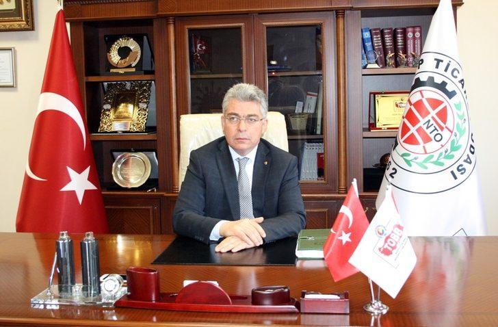 NTO Başkanı 10 Kasım mesajı