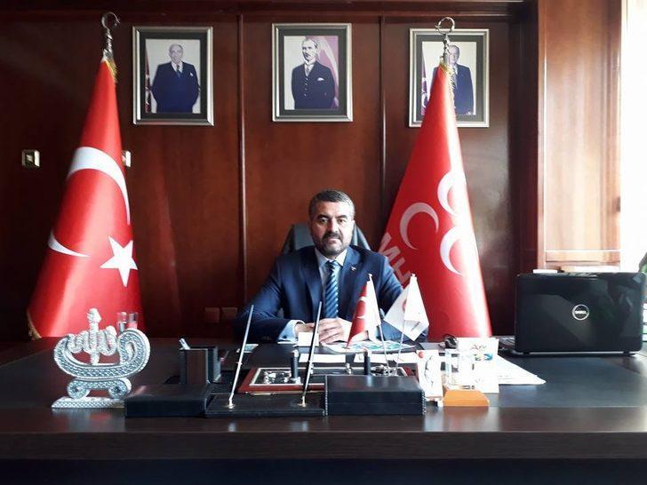 MHP'li Avşar'ın 10 Kasım mesajı