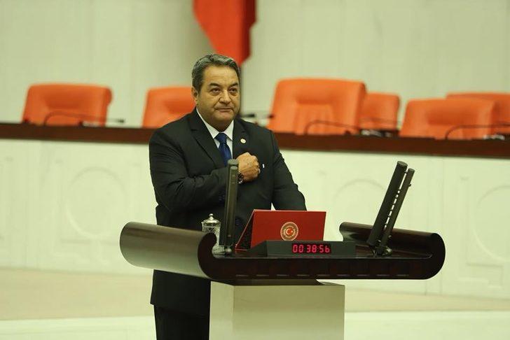 Milletvekili Fendoğlu'ndan 10 Kasım mesajı