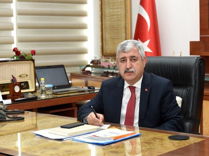 Belediye Başkanı Polat'tan 10 Kasım mesajı