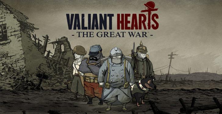 Valiant Hearts: The Great War, Nintendo Switch Yolcusu