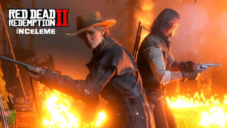 Red Dead Redemption 2 İnceleme!