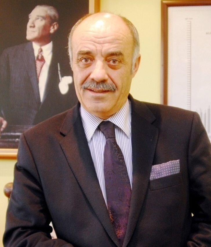 """ETSO Yönetim Kurulu Başkanı Yücelik: """"Atatürk, milletimizin gönlünde ebediyen yaşayacaktır"""""""