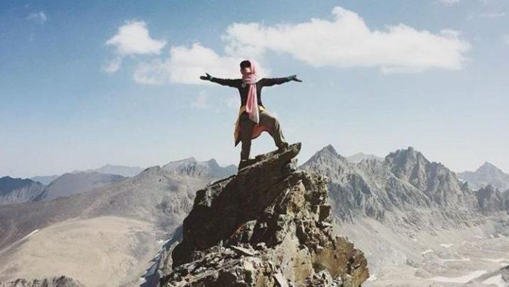 Hanife Yusufi: Ülkesinin en yüksek dağına tırmanan ilk Afgan kadın