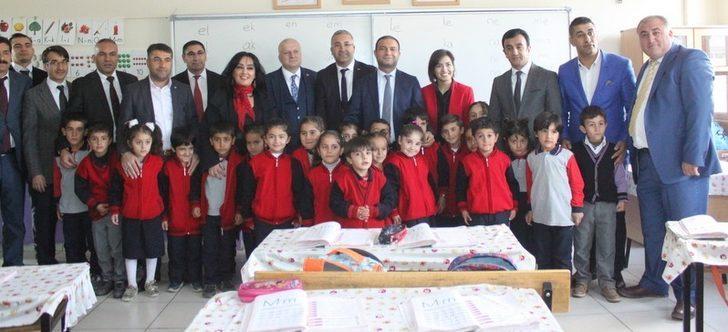 Trabzon Platformu ve SBK Holdingden eğitime destek