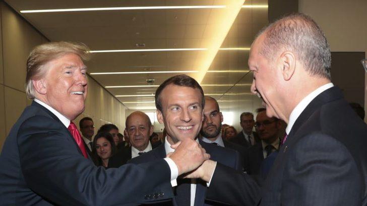 Dünya Diplomasisinin Kalbi Fransa'da Atacak