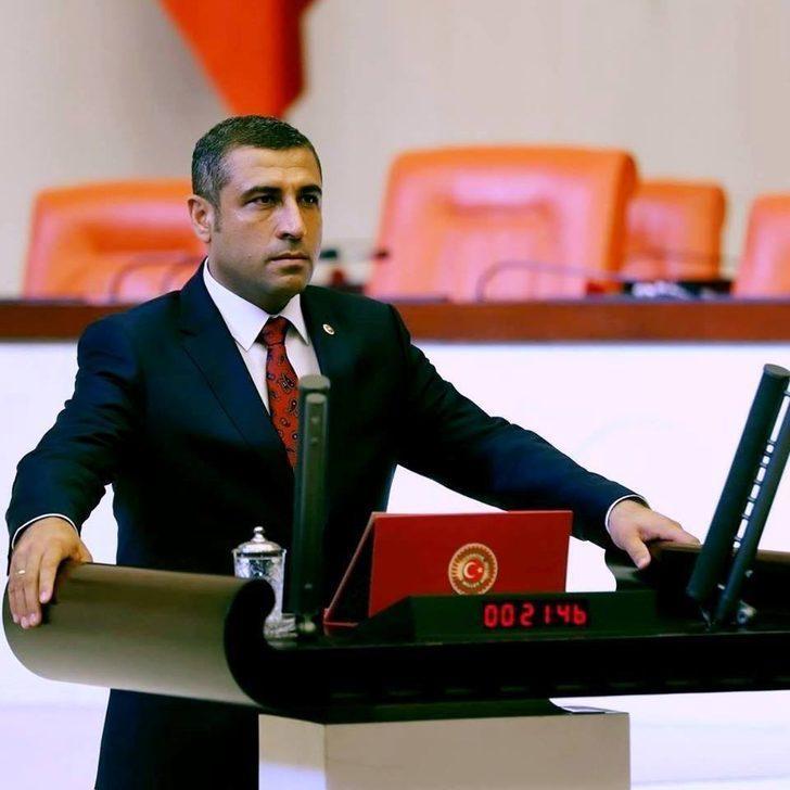 Milletvekili Taşdoğan'dan 10 Kasım mesajı