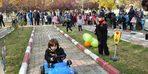 Sungurlu'da anaokullarına trafik eğitim pisti