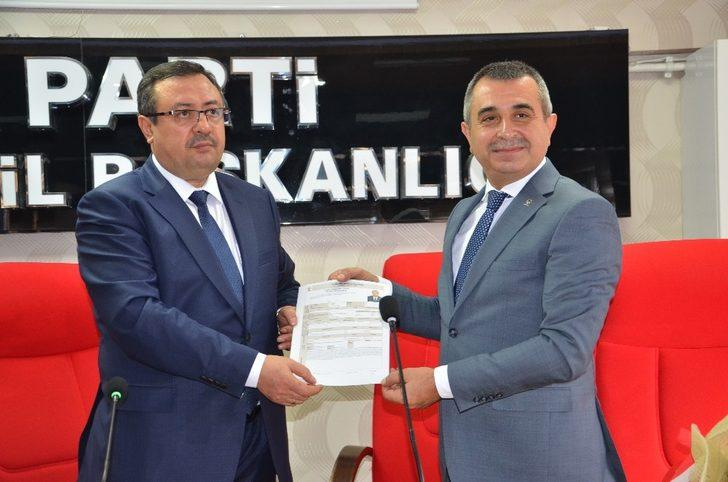 AK Parti'de aday adaylığı süreci