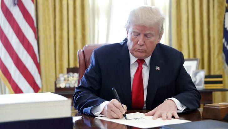 Trump çok tartışılan kararı onayladı