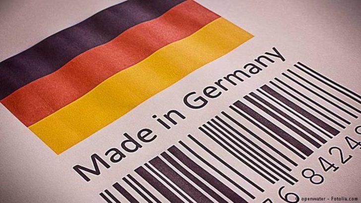 """Türkiye'de """"Made in Germany"""" damgası azalıyor"""
