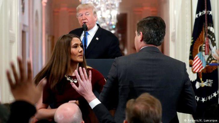 Beyaz Saray'ın paylaştığı görüntüler sahte olabilir