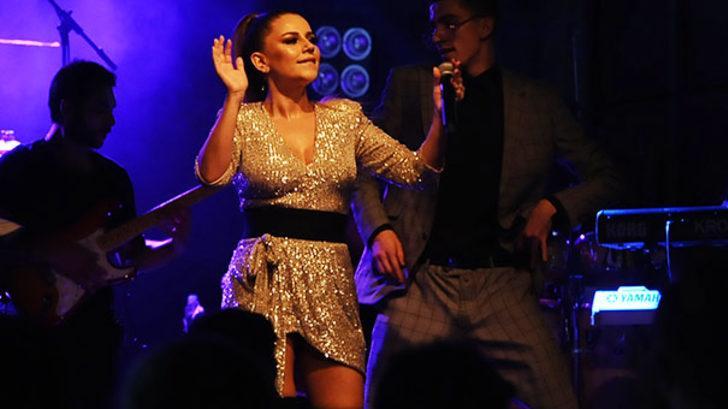 Ünlü şarkıcı Merve Özbey hayalini açıkladı