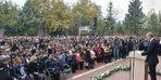 GKV'li öğrencilerden Atatürk'e sevgi seli