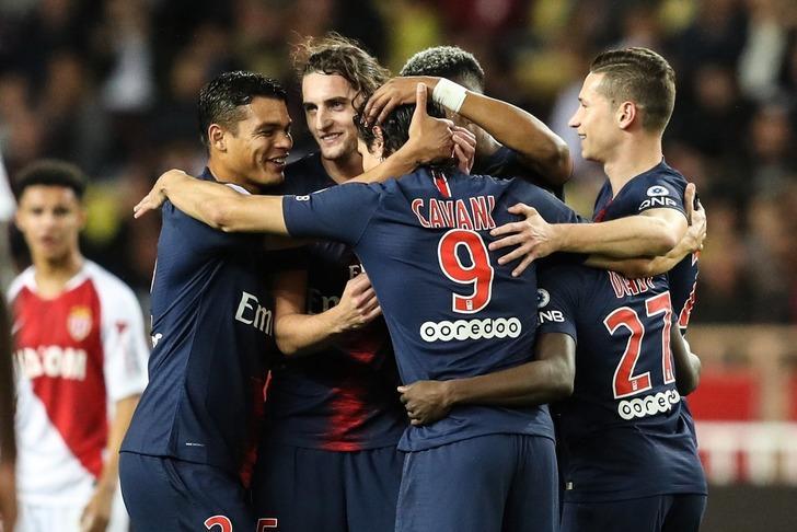 Monaco 0 - 4 PSG
