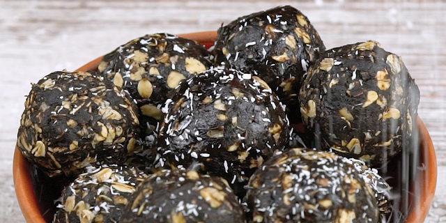Çikolatalı Enerji Topları